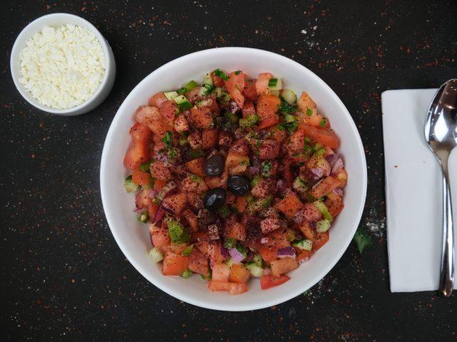 Sheppard Salad