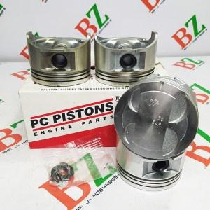 Pistones Marca Ford Modelo Laser Ano Motor 1.8 Marca PC Pistons Medida 0.50 Cod EPV 3032