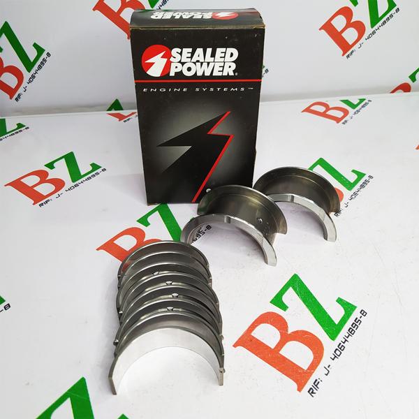 Concha de Bancada Chevrolet motor 350 motor 305 marca Sealed Power Cod 4663MA Medida 0.75