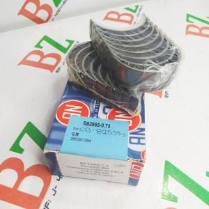 Concha de Biela Chevrolet motor 350 motor 305 marca NB Cod 2555 medida 0.75