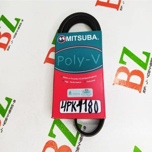 4PK1180 Correa Unica 4PK1180 Yaris 1.3 99 05 marca Mitsuba