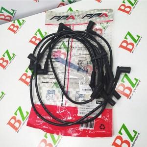 CABLES DE BUJIAS FORD FORTALEZA MOTOR 4.3 6 CILINDROS MARCA PPA COD 4999993
