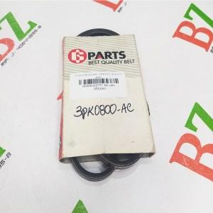 3PK800 Correa Multicanal 3PK800 marca G parts
