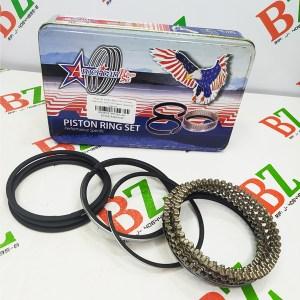 E356X 5499 0.40 Juego de Anillos Med 1.00 A 0.40 Chevrolet motor 305 marca American rings set