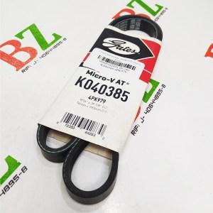 K040385 4PK979 Correa Multicanal K040385 marca GATES