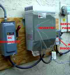 solar dc disconnect wiring diagram [ 2560 x 1920 Pixel ]