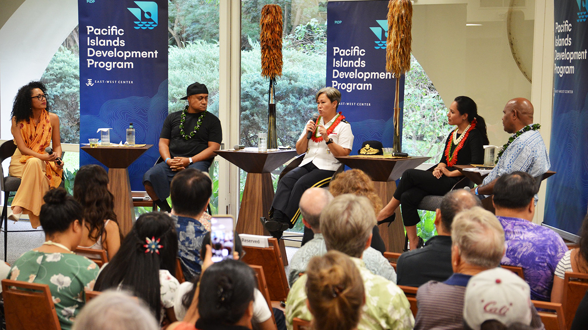 Talanoa with Pacific Leaders