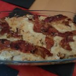Kartoffel-Blumenkohl-Lasagne