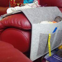 Sofa-Butler Carry - Ordnung beim Stricken