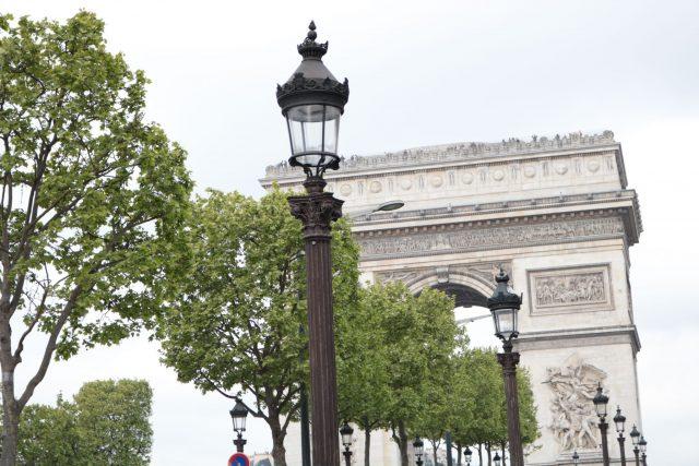 Ein Wochenende in Paris #Stadtderliebe #Eiffelturm #Arcdetriomphe #Amour