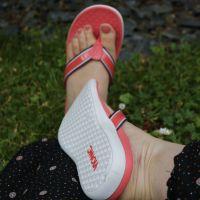 Darf ich vorstellen - Sommer ist in meinen Schuhschrank eingezogen #vionic #zehentreter