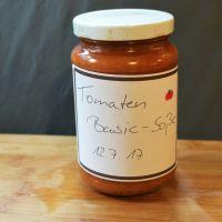Tomatensoße - schnell auf Vorrat selbst gemacht #rezept #diy #vorrat