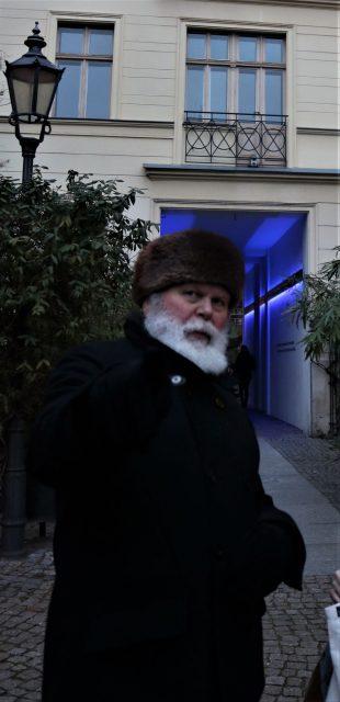 Berlin durch die Augen vom Weihnachtsmann – die besondere Führung durch eine besondere Stadt