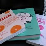 Rund um Faszien – diese drei Bücher finde ich lesenswert :)