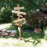 Neue Wege im Garten