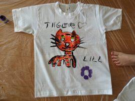 T-särkide disain