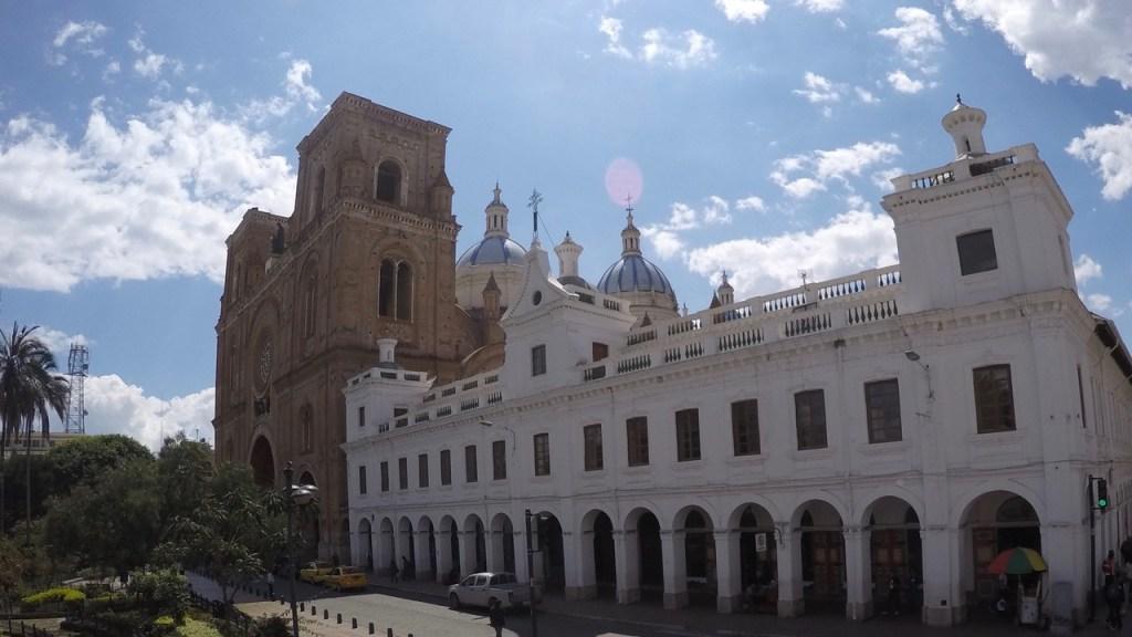 Cuenca in Ecuador