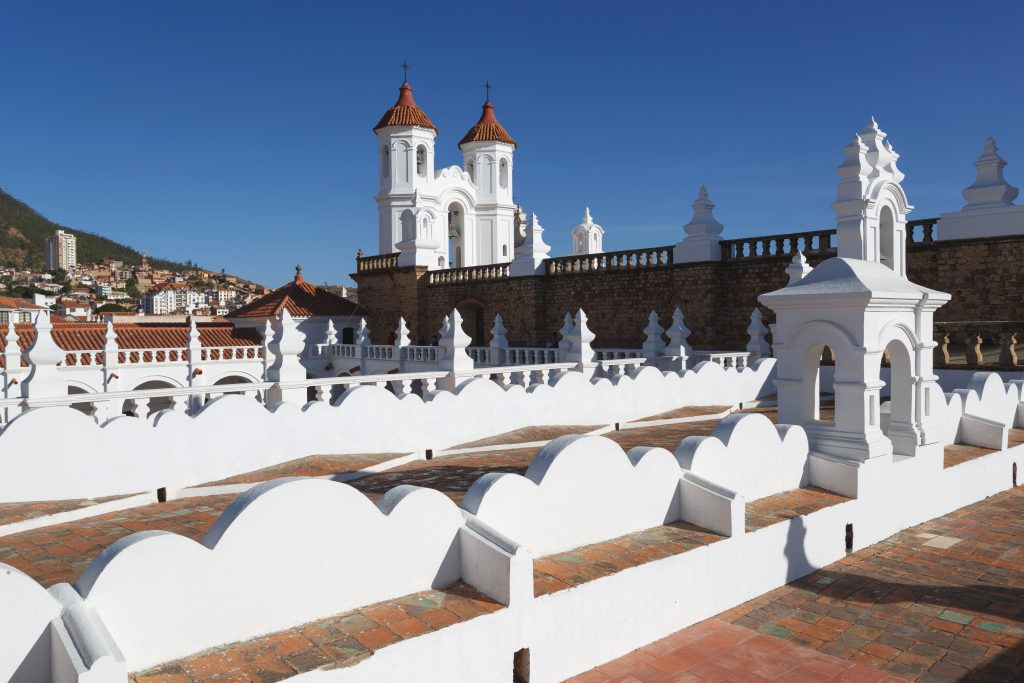 Visit Bolivia - Sucre city