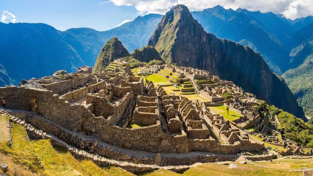Peru Highlights - Machu Picchu