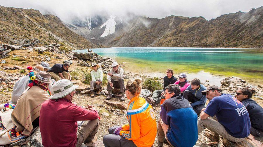 Hike Salkantay Trek