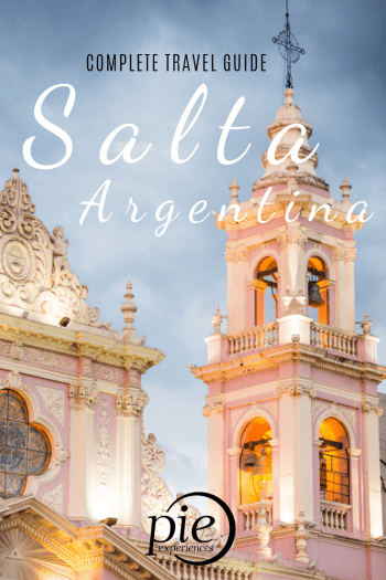 There are so many things to do in the city and surroundings of Salta - check out Our Guide to Salta and you'll have everything you need!