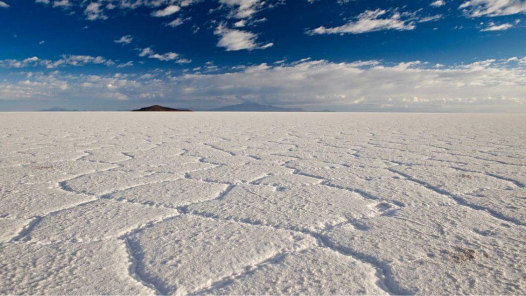 Visit Bolivia - Uyuni salt flats