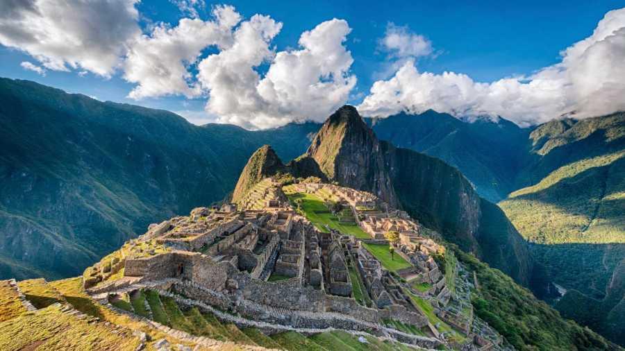 New Inca Trail to Machu Picchu, Carcel Trek - Machu Picchu