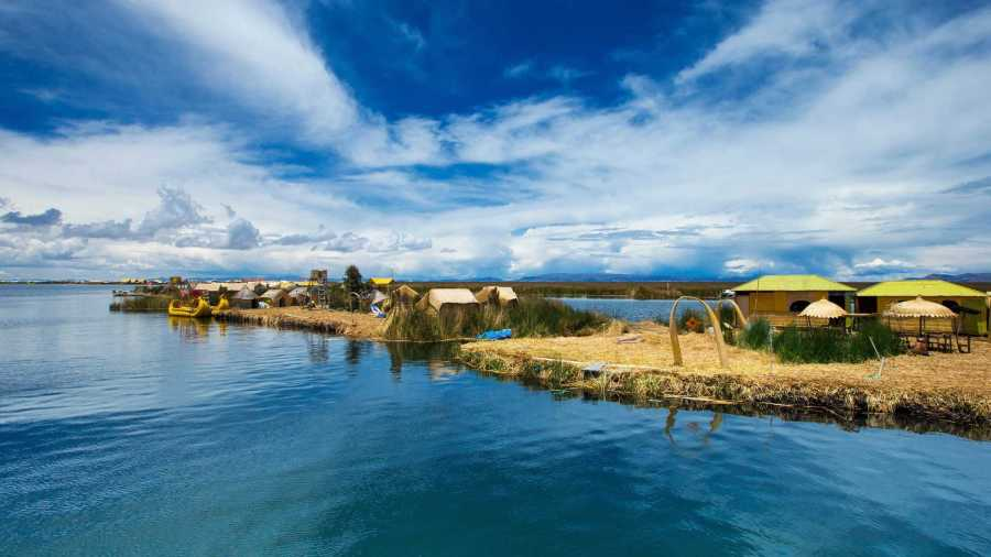Lake Titicaca Tour from Puno - Beautiful Lake Titicaca views.