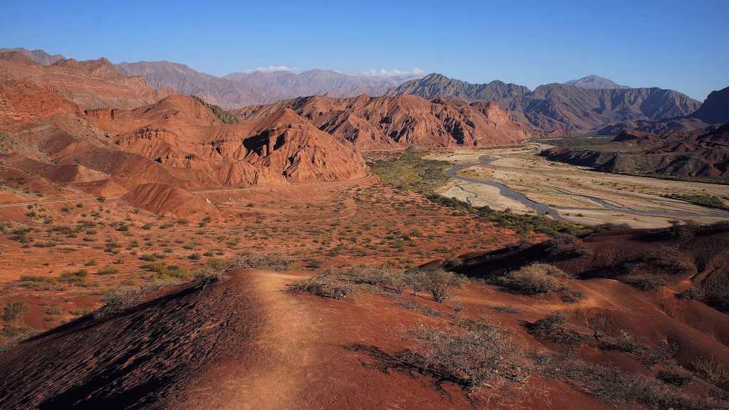 Quebrada de las Conchas - Rainbow Valley - Visit Northwest Argentina