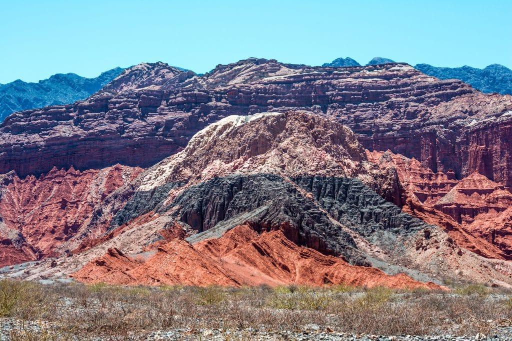 Northern Argentina Tours - Quebrada de Cafayate-Northwest Argentina