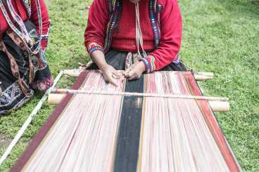 Things to do in Sacred Valley - Weaving in the Sacred Valley.