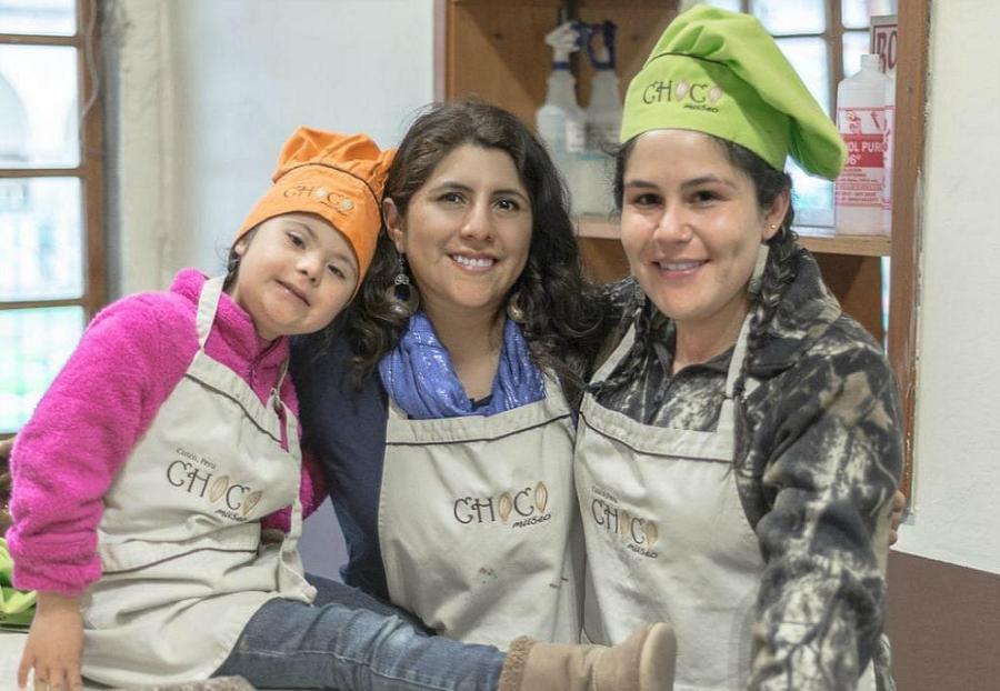 Cusco's chocolate museum - Chocolate workshop in Cusco