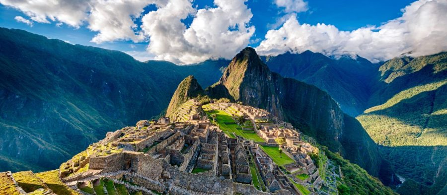 Inca Trail packing list - Machu Picchu.