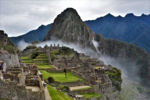 Machu Picchu information - Machu Picchu ruins and Huayna Picchu