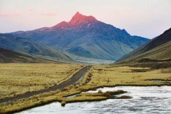 La raya -Peru