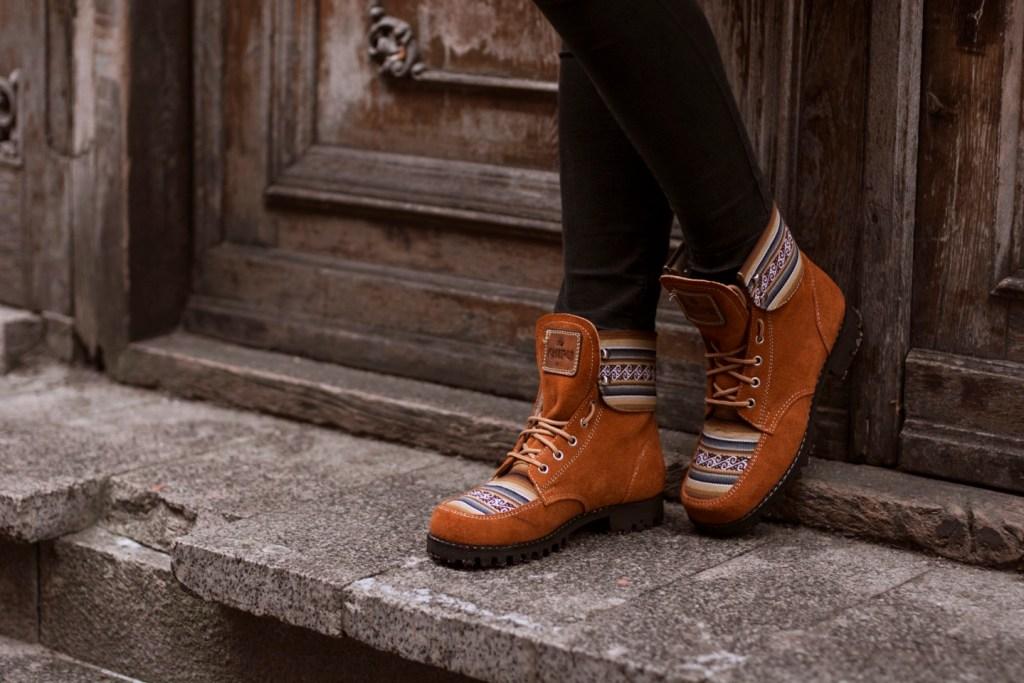 Peruvian shoes