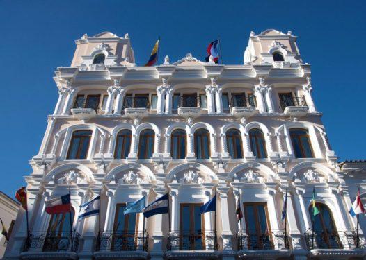 Hotel Plaza Grande - Quito