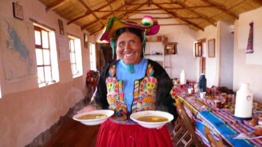 Titicaca Travel - Llachon