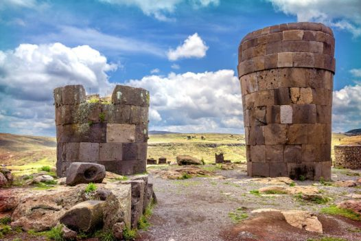 Titicaca Travel- Sillustani