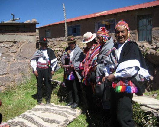 Titicaca Travel - Taquile Islan
