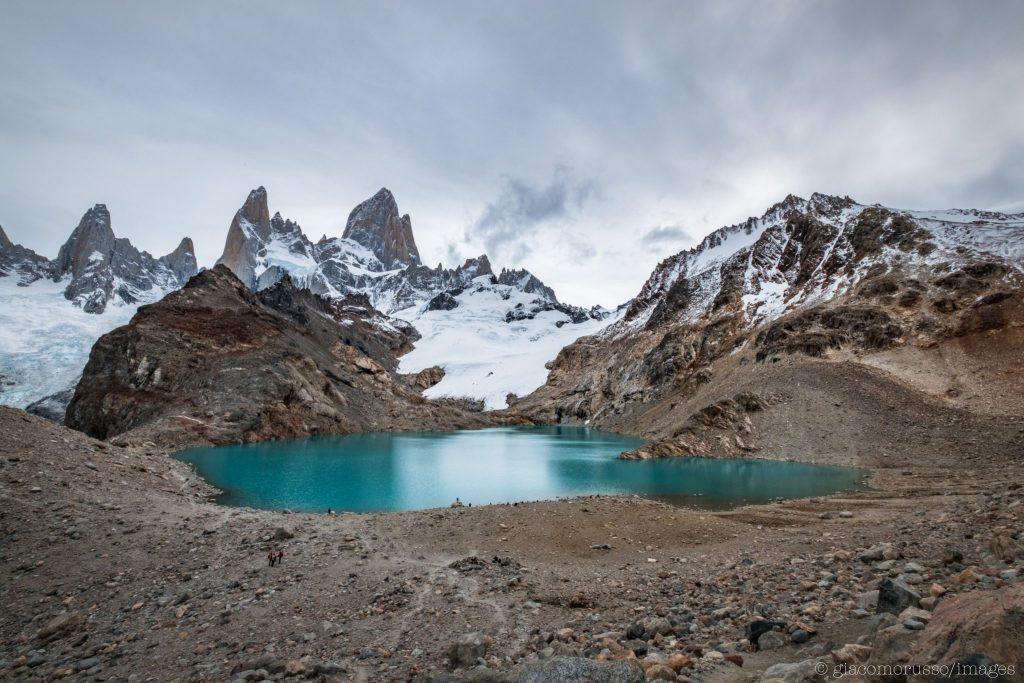 Los Glaciares National Park Mirador Laguna de los Tres Mount Fitz Roy Argentina