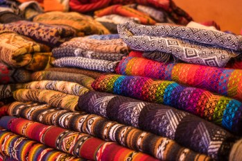 Things to do in Peru's Sacred Valley - Peruvian textiles