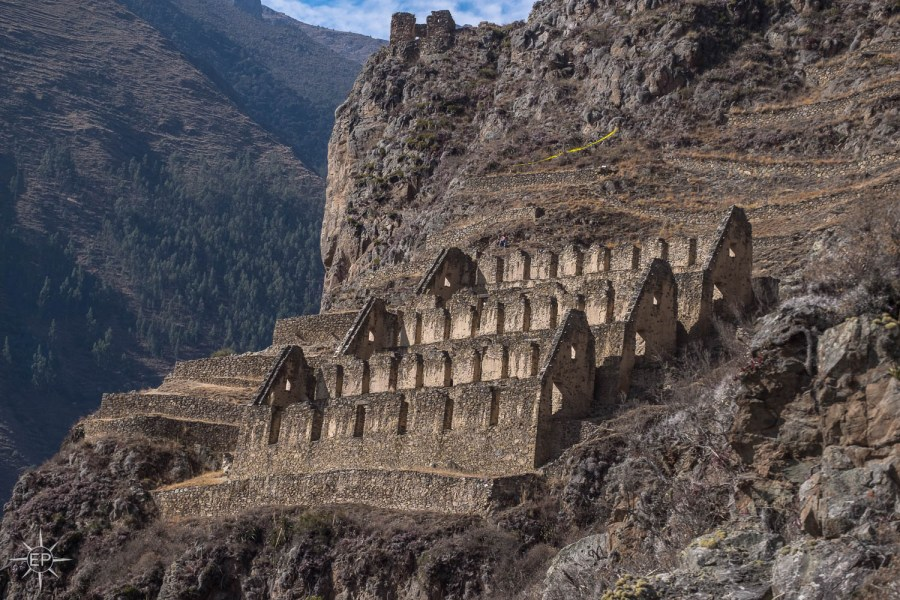 Things to do in Sacred Valley - Pinkuylluna ruins.