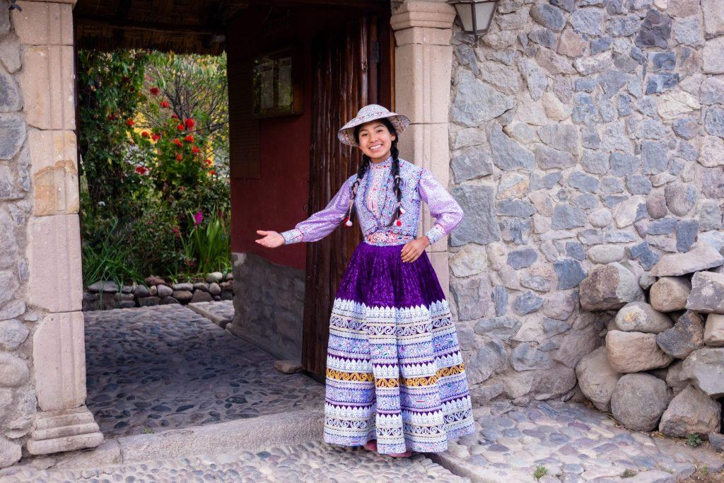 Colca Canyon trek - Casa Bella Flor in Yanque.
