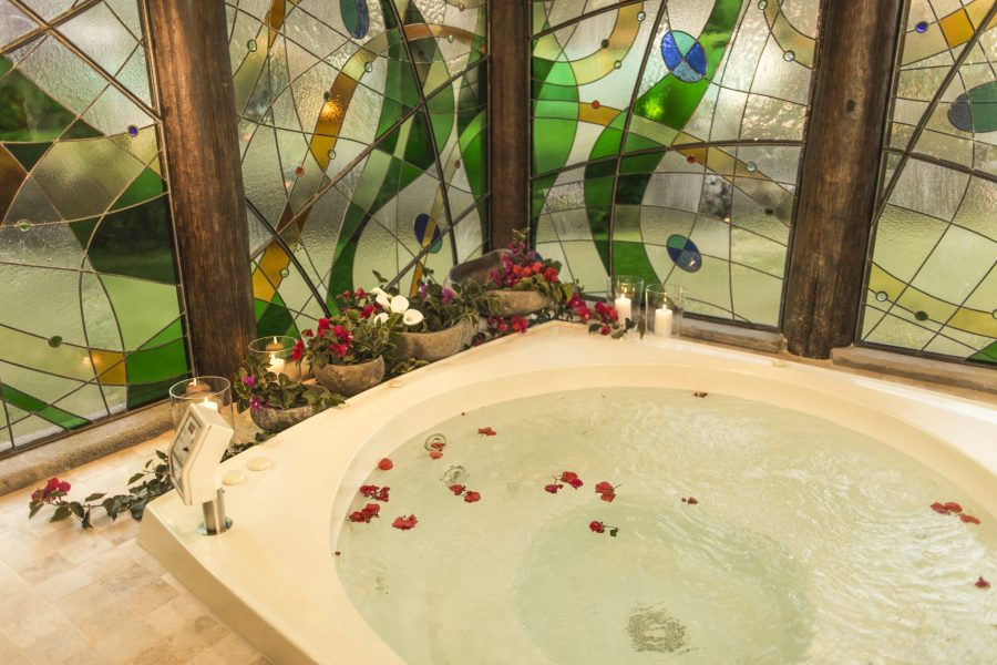 Luxury hotels in Sacred Valley - Spa at Sol y Luna.