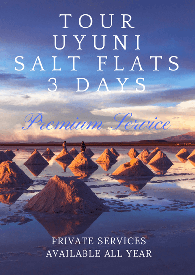 private uyuni salt flats 3 day tour