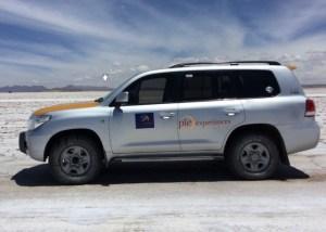 our jeep during 3 days uyuni salt flat trip