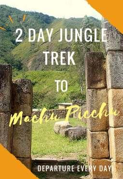 1 day inca trail