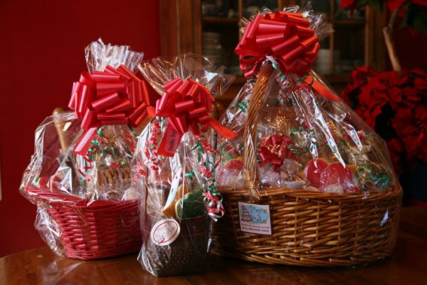 Gift Baskets  Piece of Cake Bakery