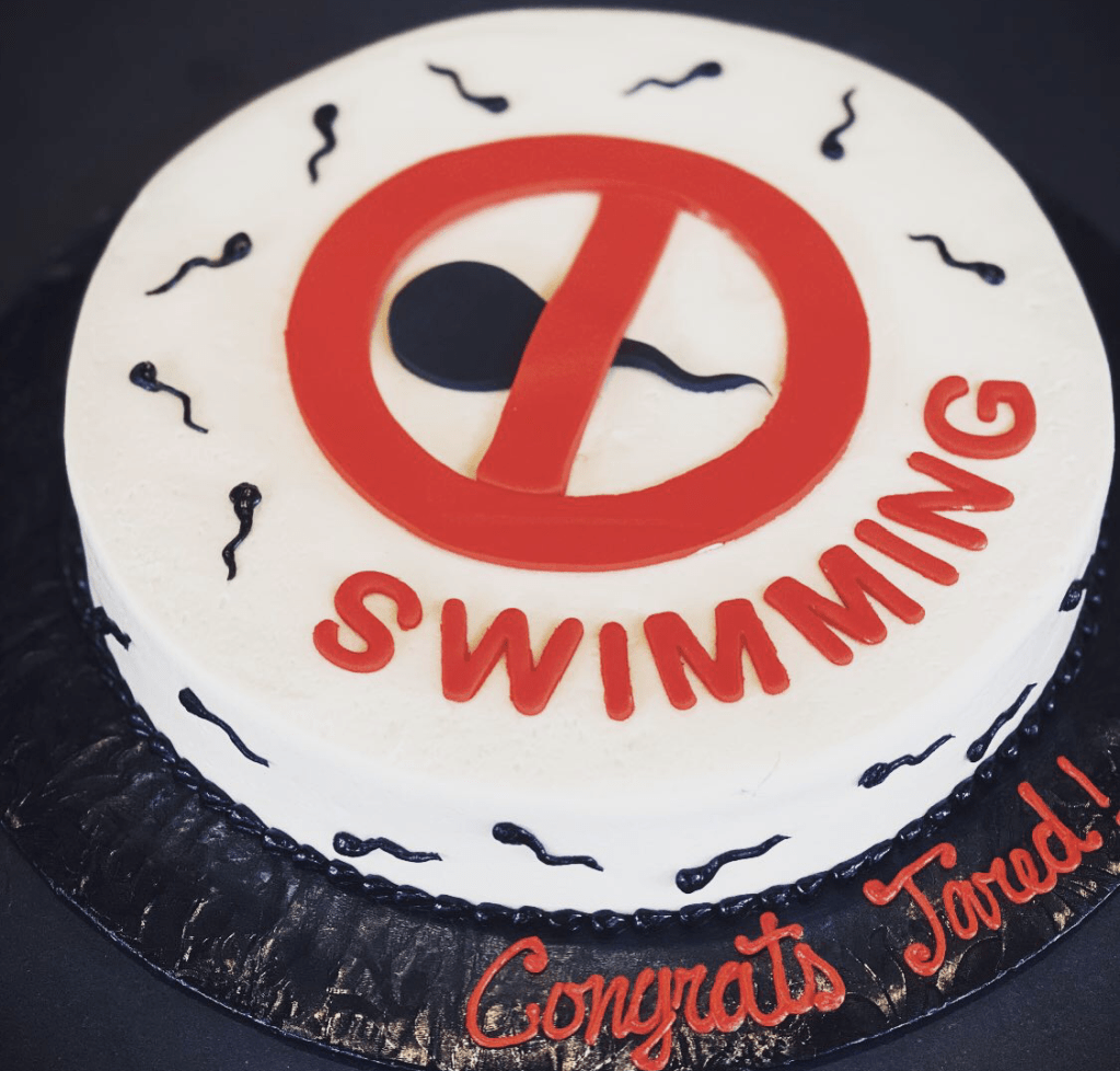 Wondrous Naughty Naughty Cakes Piece Of Cake Bakery Personalised Birthday Cards Veneteletsinfo